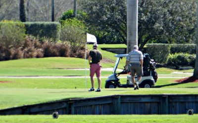Golf on St. Simons
