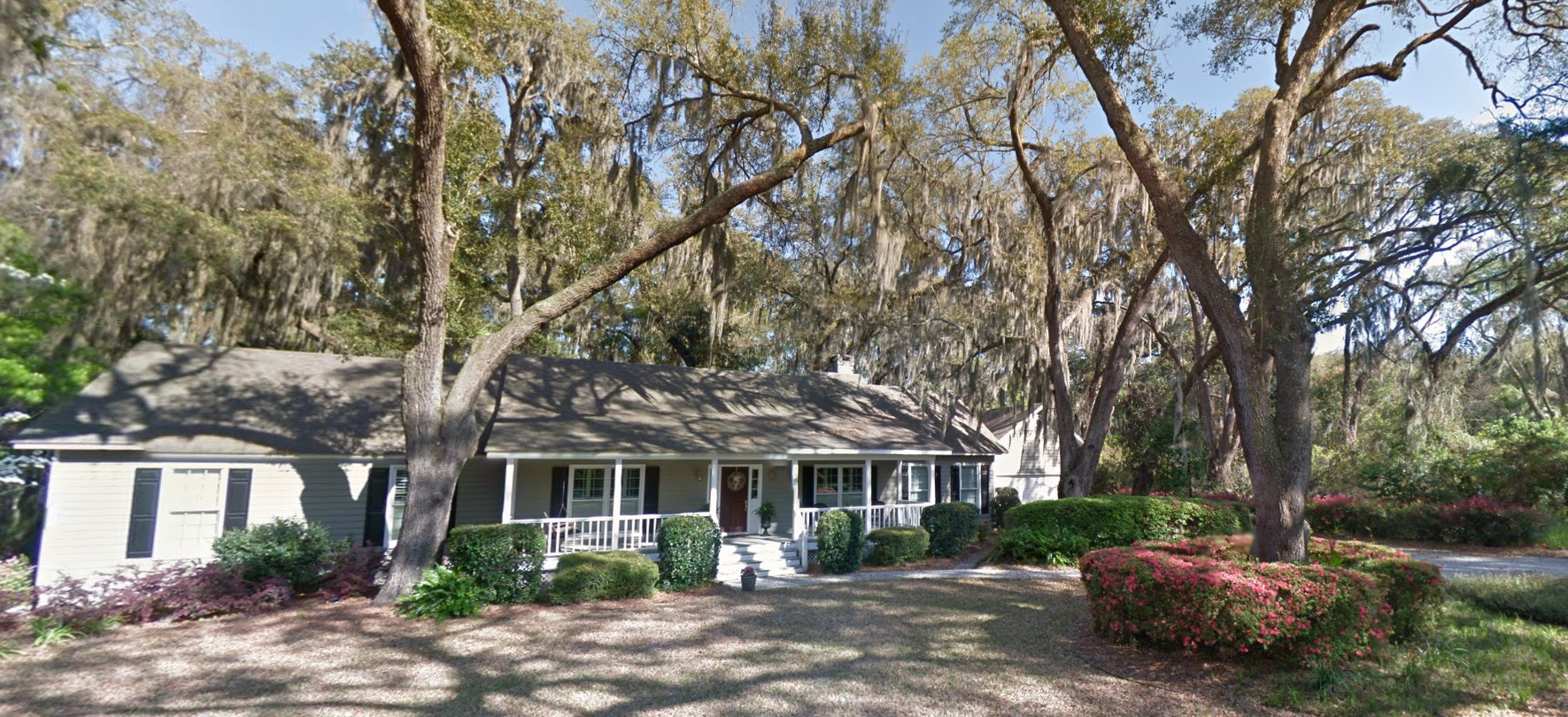 Epworth Acres Homes for Sale St Simons Island Georgia