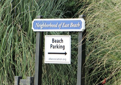 The East Beach community