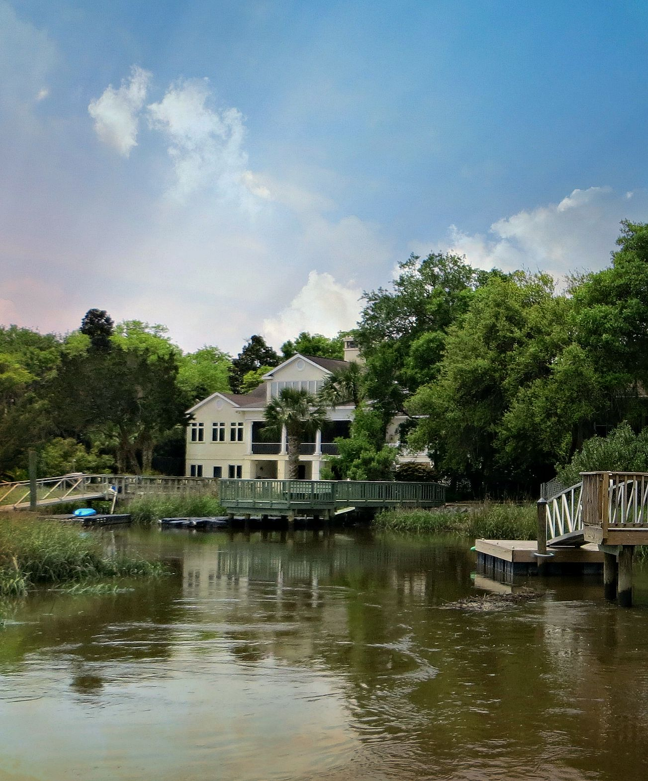 Waterfront Homes: St Simons Waterfront Homes For Sale